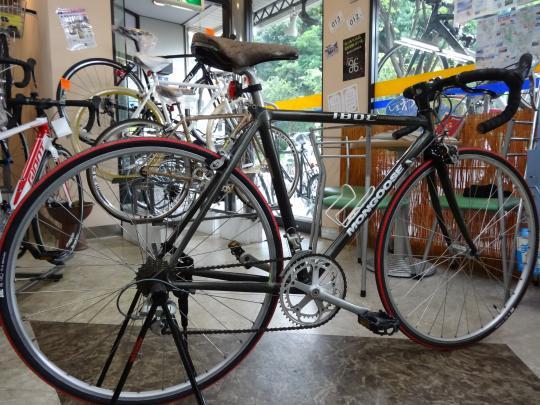 自転車クリーニング