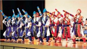 CwcuupaUcAA8wWU県高文祭開幕