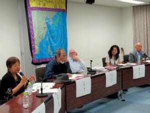 img_9764b11998沖縄基地問題で白熱議論