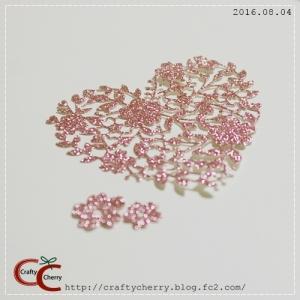 Crafty Cherry * glimmer heart
