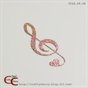 Crafty Cherry * glimmer treble
