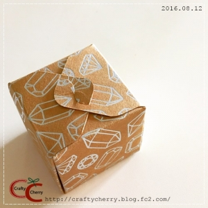 Crafty Cherry * box punch1