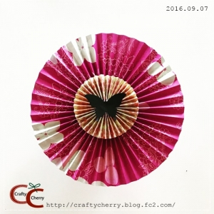 Crafty Cherry * rosette