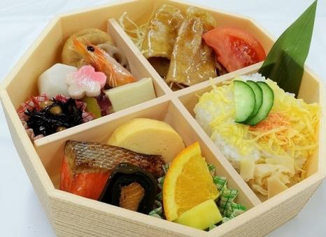 京都 ランチョンお弁当