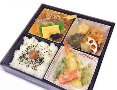 TFTホール ランチョンセミナー お弁当