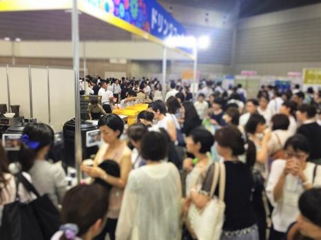 パシフィコ横浜 学会 ドリンクコーナー