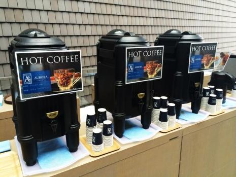 アヴァンテコーヒー ケータリング例