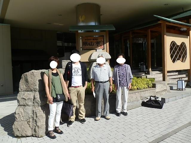 ホテル前 (2)