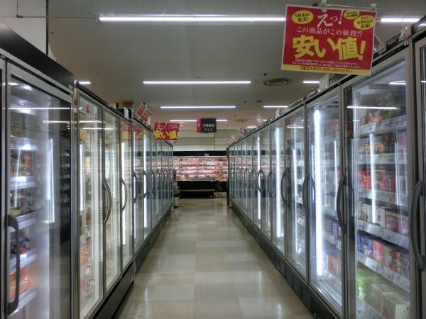 2階冷凍食品