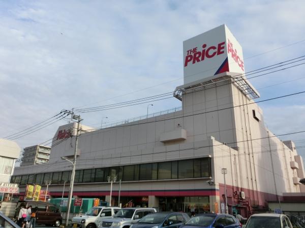 ザ・プライス東松山店外観