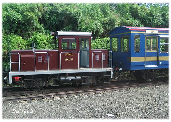 南阿蘇線トロッコ列車