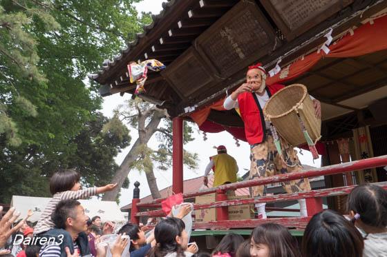 春日神社例大祭