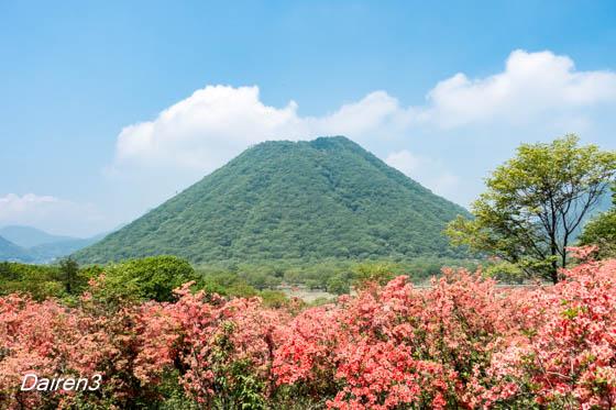 ゆうすげの道 榛名富士