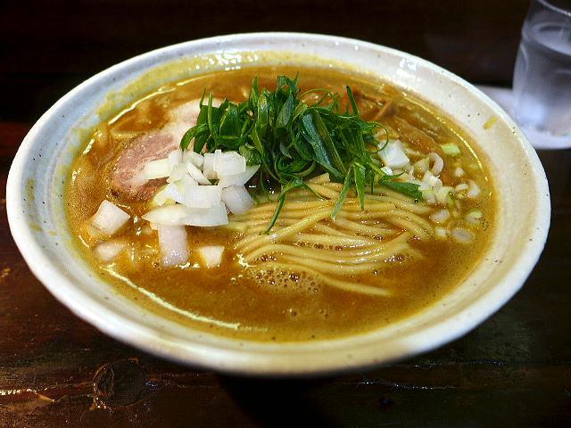 らーめん 桐麺@04鶏麺カレー 1