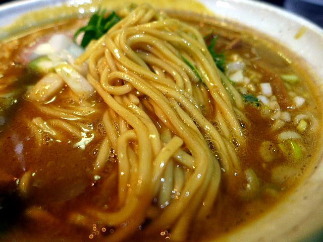 らーめん 桐麺@04鶏麺カレー 3