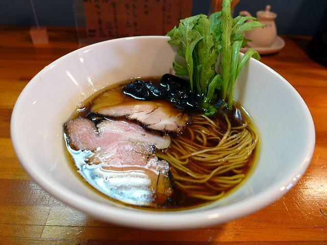 極汁美麺 umami@03醤油ら~めん その2 1