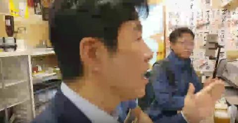 【動画】 韓国のネットTVが大阪のすし屋にアポなし突撃し営業妨害、すし職人に強引に謝らせる