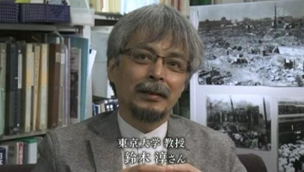 NHK「関東大震災と朝鮮人」の偏向報道は、防衛省が保管する一次資料の中で都合の悪い部分を完全に隠蔽する悪質なもの。だが一瞬、画面に資料の一部が映り、それを元に視聴者が防衛省に確認に行って判明。隠蔽が鈴木