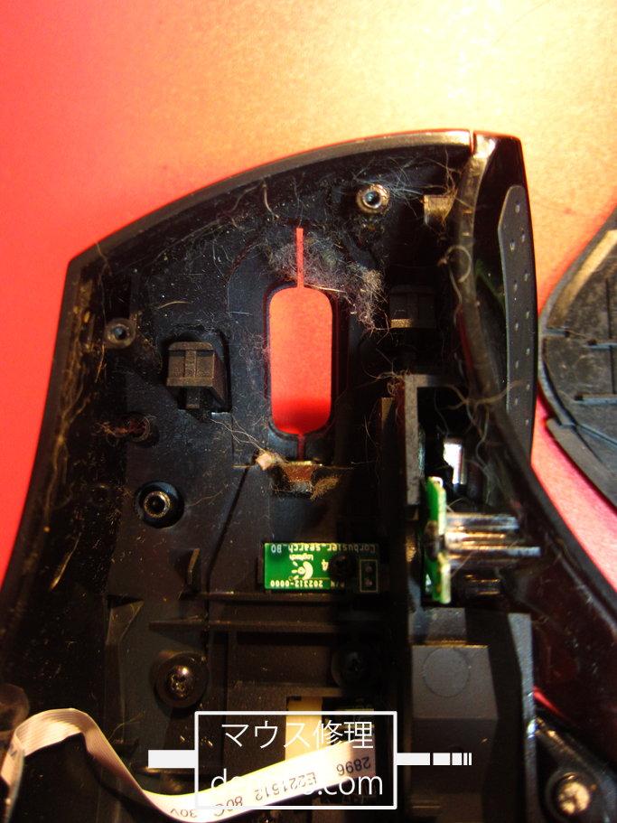 MX-Rの分解後の画像です。160709IMG_2910.jpg
