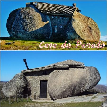 Casa do Penedo (House of Stone)