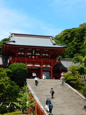 6-9鎌倉八幡宮f