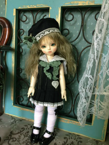 Summer Sailor 黒 1