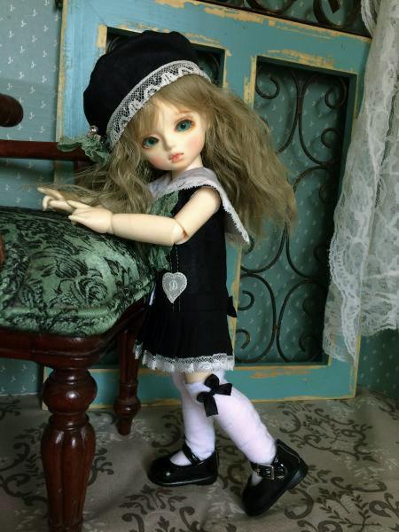 Summer Sailor 黒 2