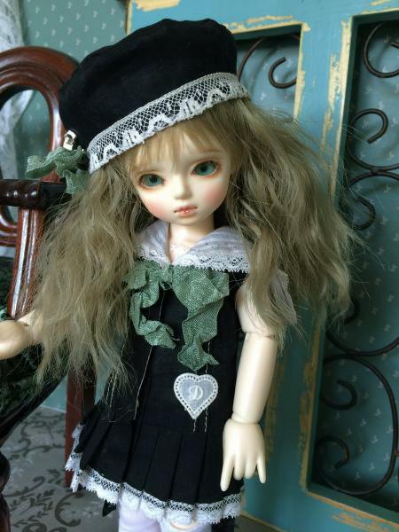 Summer Sailor 黒 4