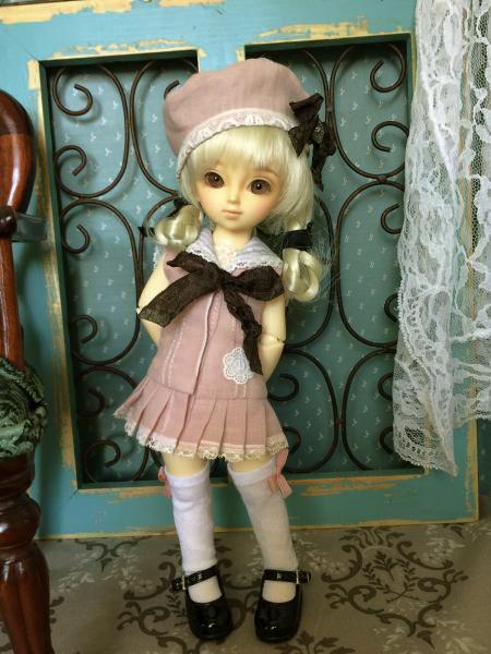 Summer Sailor ピンク 1