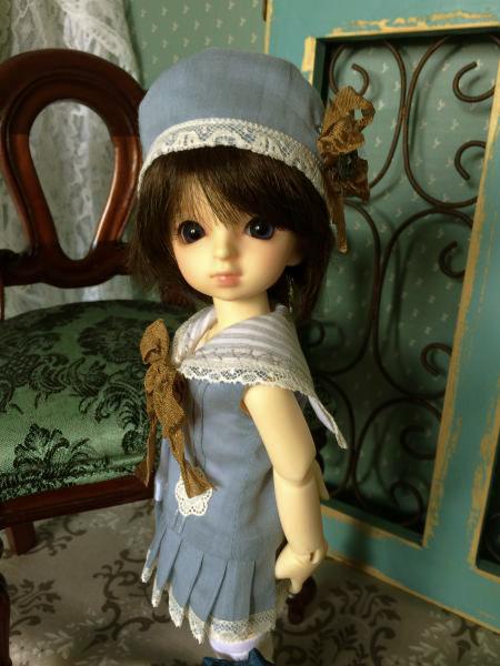 Summer Sailor ブルーグレー 3