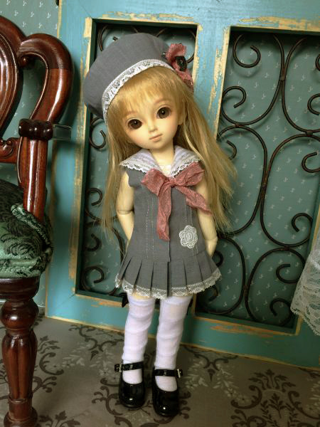 Summer Sailor グレー 1