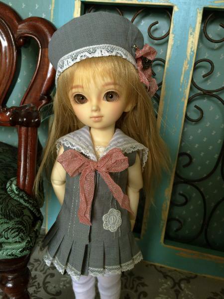 Summer Sailor グレー 2