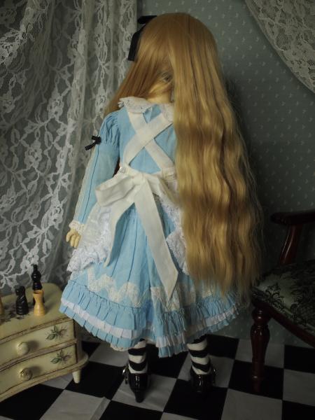 鏡の国 ブルーアリス 3
