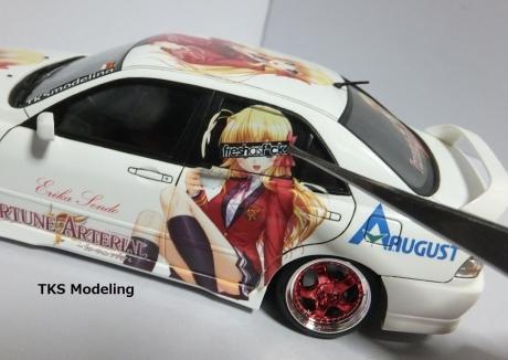アルテッツァ痛車 (24)
