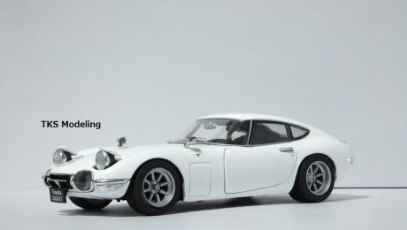 国産名車コレクション2000GT (25)