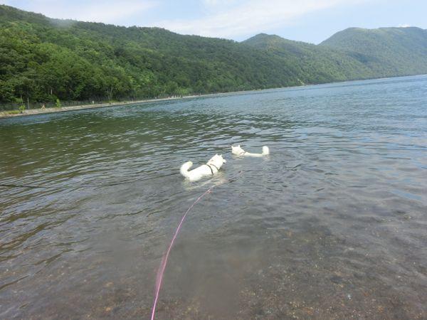 2016.9.2 支笏湖1