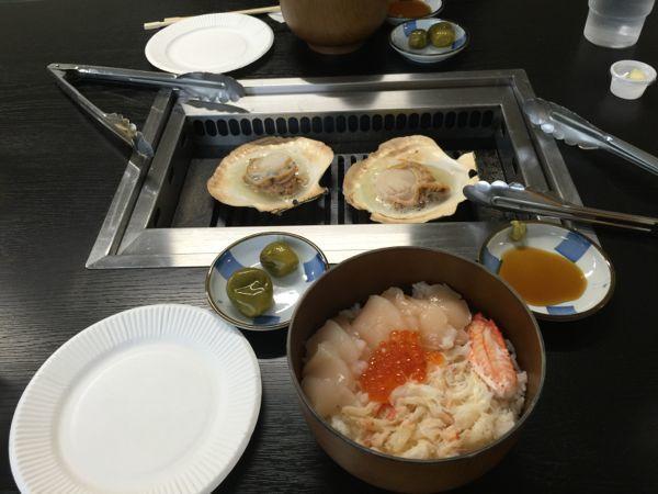 2016.9.6 猿払・夕食