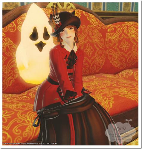 エオルゼアのハロウィンイベント!【FF14】
