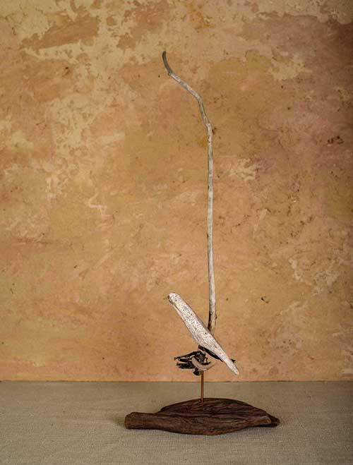 流木の鳥ー新作ー1