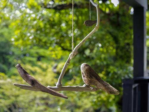 流木の鳥ー新作ー3