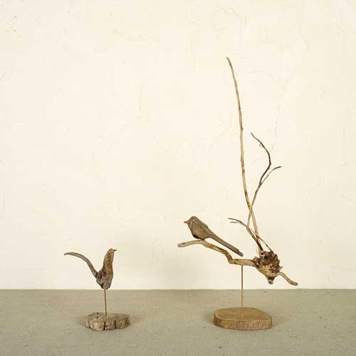 流木の鳥ー新作ー9