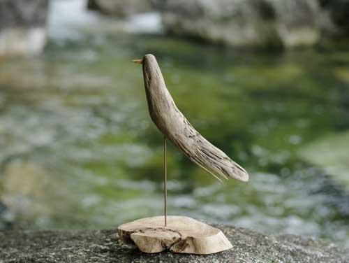 流木の鳥ー5月ー2