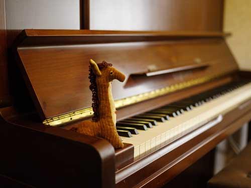 ピアノー1