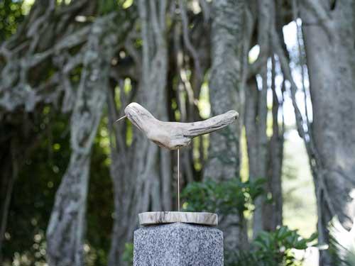 流木の鳥ー2016-9-19-1