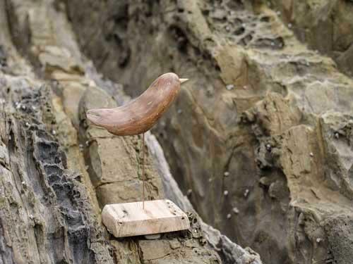 流木の鳥ー2016-8-9
