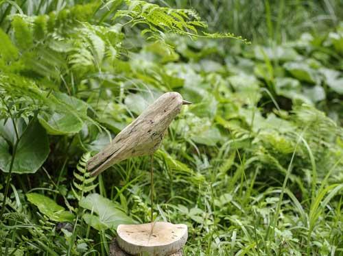 流木の鳥ー7