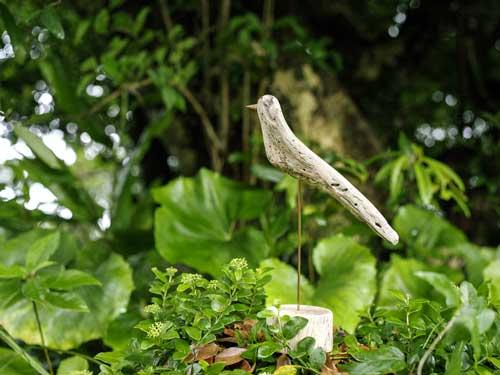 流木の鳥ー2016-8-6