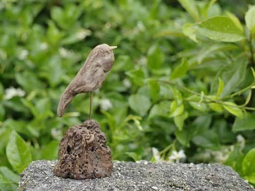 流木の鳥ー2016-11-3-2