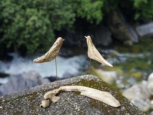 流木の鳥ー2016-6-28-8