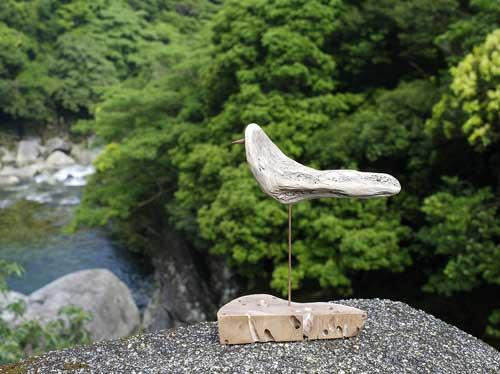 流木の鳥ー2016-9-10-4